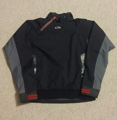 Gill Race Smock . Size L . Mens Clothing . Sailing . Waterproof . New