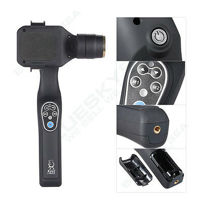 New JJ-1 2 Axis ABS Bluetooth Handheld Gimbal Stabilizer Outdoor for Smartphones