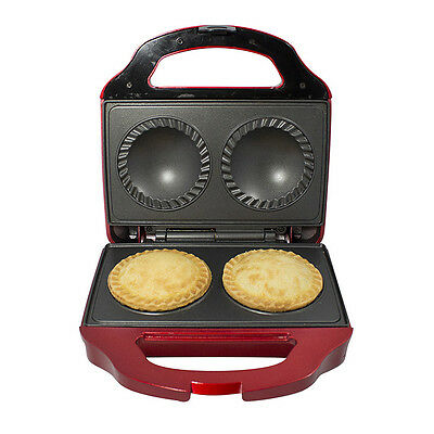 1950's Retro American Diner Style Double Pie Maker - Sweet and Savoury Appliance