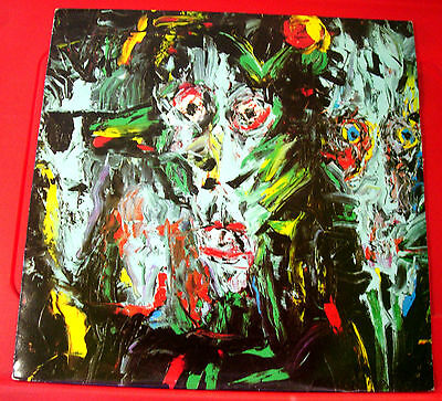 Alien Sex Fiend It The Album LP UK ORIG+UNCUT INSERT 1986 Anagram/Plague VINYL