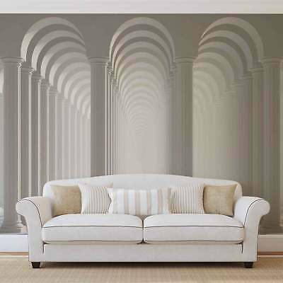 WALL MURAL PHOTO WALLPAPER XXL Columns Passage (3047WS)