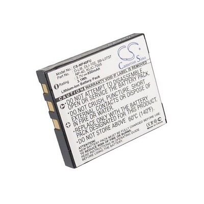 Replacement Battery For ROLLEI DA10