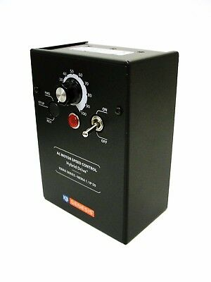 KB Electronics KBMA-24D AC motor control 9533 1ph in / 3ph out 1HP 3.6A