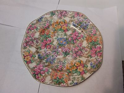 Small Dish  - Crazy Paving - James Kent - 6 1/2 Inch