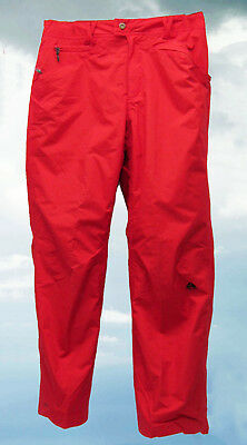 Nike Womens Ladies ACG ladies Ski Pants Trousers Red XL 16/18 AUTHENTIC