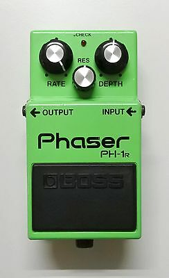BOSS PH-1R Phaser Vintage Guitar Effects Pedal made in Japan MIJ 1982 F/S #6