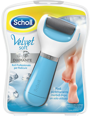 Dr. Scholl Velvet Soft Roll Pedicure Professional