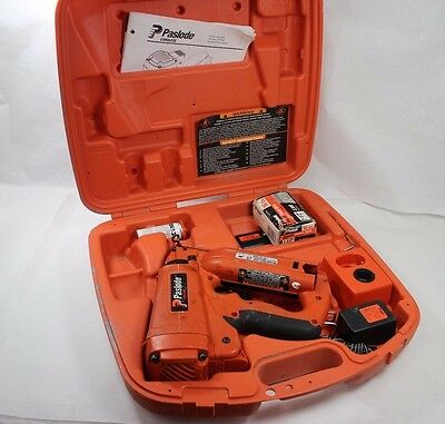 Paslode IM250A 16 GA Li-Ion Angled Finish Nailer Part No. 900600 FREE SHIPPING!