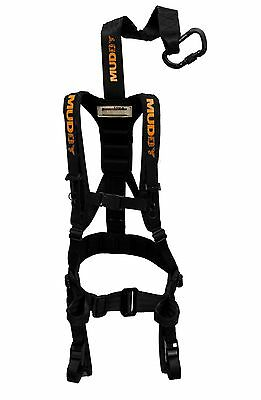 Muddy Outdoors Safeguard Treestand Black Harness Youth