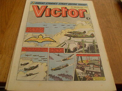 The Victor Comic 2 Issues No's 935 /937 1979