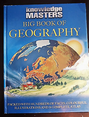 Knowledge Masters: Big Book of Geography