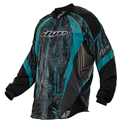 NEW Dye C13 Dye Tree Aqua Jersey L/XL