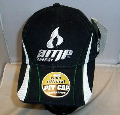 Chase #88 2009 Official Pit Cap Hat Amp Energy National Guard Dale Earnhardt Jr