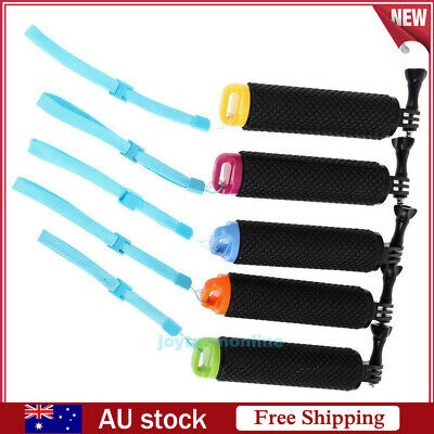 Floating Hand Grip Handle Mount Selfie Stick Float For GoPro Hero 4 3+3 2 Camera
