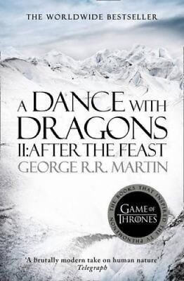 A Dance with Dragons: After the Feast Part 2 9780007548293 (Paperback, 2014)