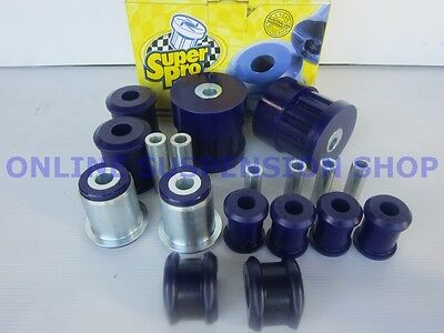 Suits Ford Falcon AU 2 AU3 SUPER PRO Front Suspension Bush Kit SUPERPRO