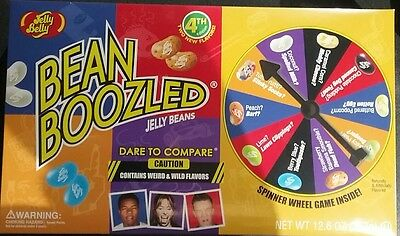 1x JELLY BELLY Bean Boozled Game Board (USA Version) 4th Edition 357g