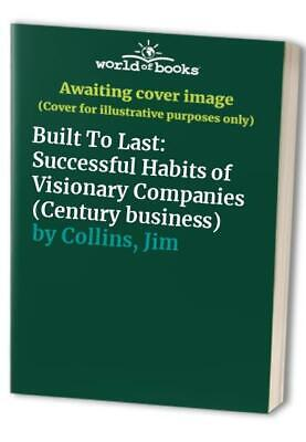 Built To Last: Successful Habits of Visionary Compa... by Collins, Jim Paperback