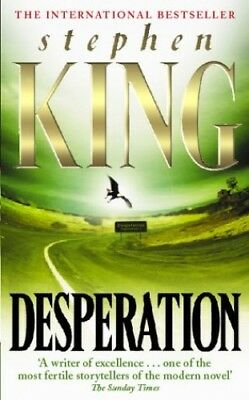 Desperation by King, Stephen Paperback Book The Cheap Fast Free Post