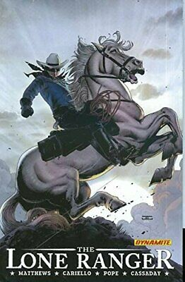 The Lone Ranger Volume 2: Lines Not Crossed: Lin... by Matthews, Brett Paperback