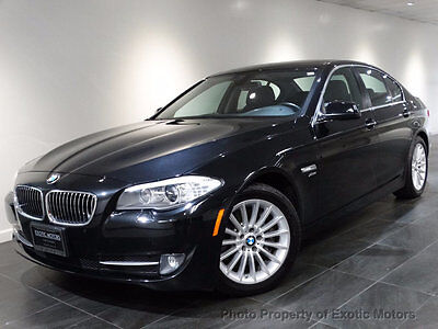 2012 BMW 5-Series 535i xDrive 2012 BMW 535i xDRIVE NAV REAR-CAMERA TECHNOLOGY/PREMIUM/COLDWEATHER-PKG MSRP$63k