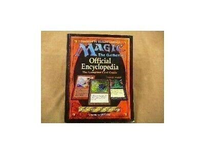 Magic - The Gathering: Official Encyclopedia - The ... by Garfield, R. Paperback