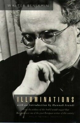 Illuminations, Benjamin, Walter Paperback Book The Cheap Fast Free Post