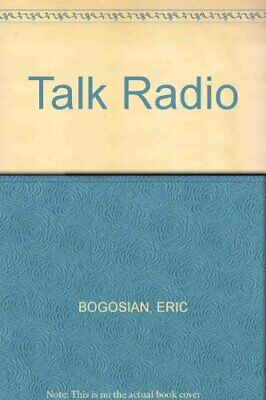 Talk Radio by Bogosian, Eric Paperback Book The Cheap Fast Free Post