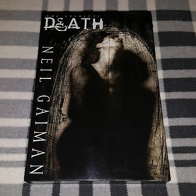 The Absolute Death - First Printing (Oct 2009, DC)