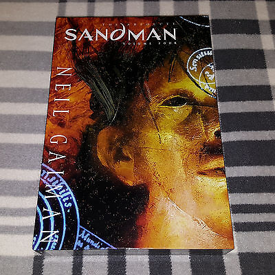 The Absolute Sandman #4 - First Printing (2008, DC)