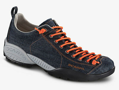 Shoes lifestyle mountain outdoor SCARPA MOJITO DENIM Blue Man