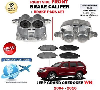research.unir.net For Jeep Grand Cherokee 1999-2005 Front Left ...