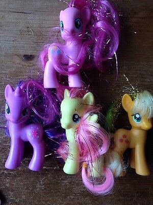 My Little Pony, G4 Starter Bundle Brushable Ponies