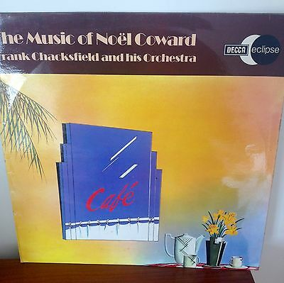 Frank Chacksfield and his Orchestra The Music of Noel Coward Vinyl LP