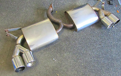 Toyota MR2 MK2 N/A  After Market De Cat Exhaust  - Mr MR2 Used Parts