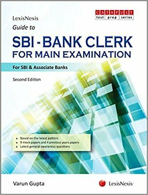Guide To Sbi Bank Clerk Exam, 2E (Eng) Sbi & Associate Banks