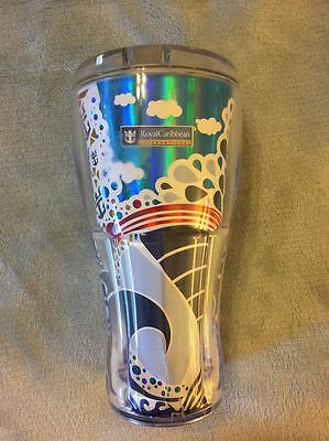 Royal Caribbean Cruise Line Coca Cola Coke Travel Cold Drink Cup