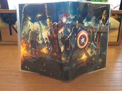The Avengers Journal Book Notebook Pocket Planner Diary For Fans