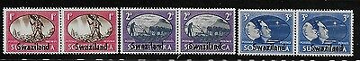 Swaziland 1945 World War II victory of the Allies Peace Issue Omnibus MNH A241
