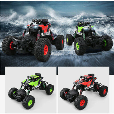HB-P1003 RC Toys 2.4G 1/10 Scale Rock Crawler Rally RC Car Electric RTR Truck UK