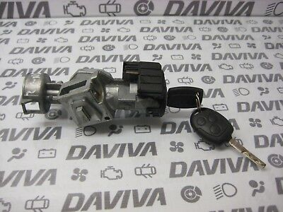 06 Ford Focus Ignition Switch Lock Barrel With 3 Button Key Remote 3M51-3F880-AC