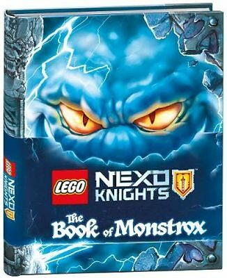 LEGO Nexo Knights: The Book of Monstrox by Penguin Books Ltd (Hardback, 2017)