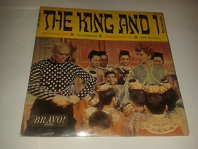 """The King and I""  7"" EP (1964)  BR 311 (Bravo !) / Russ Case & Orchestra"