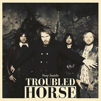 Troubled Horse Step Inside LP Red Vinyl