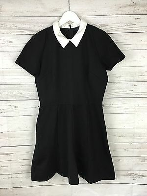 Women's French Connection Dress - UK14 - Black - New with Tags