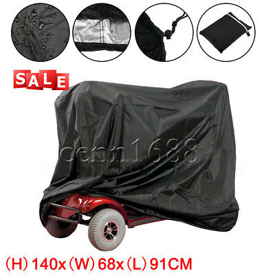 Scooter Dust Cover, Extra Large, Protective Cover, Storage Cover, Mobility