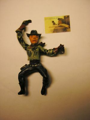 Soldatino ToySoldier  ISAS Made in Italy Cowboy cm 7,5