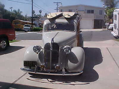 1937 Plymouth WOODY WOOD WOODY 1937 PLYMOUTH  WAGON