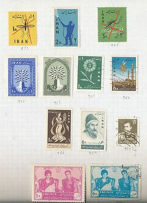 Middle East Mint & Used Incl.Malaria (Approx 80 Items) AU8033
