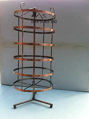 New Bronze 288 Holes Earring Jewelry Display Stand Handmade Display Rack